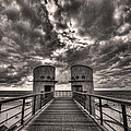To The Bridge by Ron Shoshani