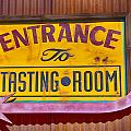 To The Tasting Room by Rosanne Nitti
