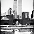 To The Towers 1990s by John Rizzuto