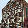Tobacciana - Mail Pouch Tobacco by Paul Ward