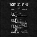Tobacco Pipe Patent 4 by Andrew Fare