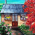 Tobago Beach House  2 by Karin  Dawn Kelshall- Best