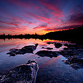 Tobermory Sunset 2 by Cale Best
