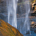 Toccoa Falls by Sharon Seaward