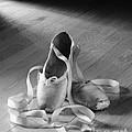 Toe Shoes by Tony Cordoza