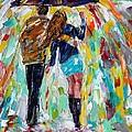 Together In The Rain  by Karen Tarlton