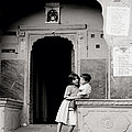 Togetherness In Jaipur by Shaun Higson