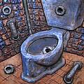Toilet Stories #9 by Carlos Enrique Prado