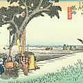 Tokaido - Fukuroi by Philip Ralley