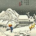 Tokaido - Kanbara by Philip Ralley
