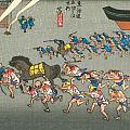Tokaido - Miya by Philip Ralley