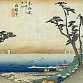 Tokaido - Shirasuka by Philip Ralley