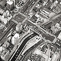 Tokyo Intersection Black And White by For Ninety One Days