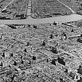 Tokyo, Japan, In Ruins After B-29 by Everett