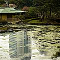 Tokyo Reflection by Sebastian Musial