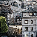 Toledo Hillside by Joan Carroll