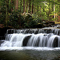 Tolliver Falls Maryland by Charles Mills