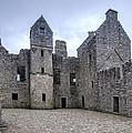 Tolquhon Castle 4 by Paul Cannon