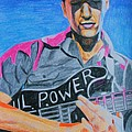 Tom Morello by Jeremy Moore