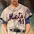 Tom Seaver by Michael  Pattison