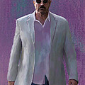 Tom Selleck by Scott Bowlinger