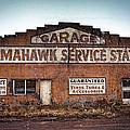 Tomahawk Garage by David Arment