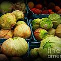 Tomatillos by Miriam Danar