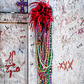 Tomb Of Marie Laveau New Orleans by Kathleen K Parker