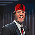 Tommy Cooper by Paul Meijering