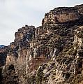 Tongue River Canyon by Michael Chatt