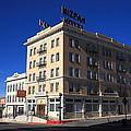 Tonopah Nevada - Mizpah Hotel by Frank Romeo