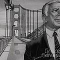 Tony Bennett by JL Vaden
