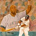 Tony Gwynn by Photographic Art by Russel Ray Photos