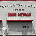 Tony Gwynn Stadium Sdsu by Photographic Art by Russel Ray Photos