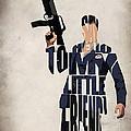 Tony Montana - Al Pacino by Inspirowl Design