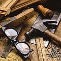 Tools by Tony Cordoza
