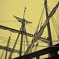Top Of Old Ship by Birgit Tyrrell