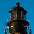 Top Of The Key West Lighthouse  by Ed Gleichman