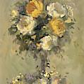 Topiary Bouquet 1 by Allayn Stevens
