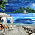 Tropical Paradise by Glenn Holbrook