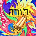 Torah by Nancy Cupp