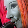 Tori Amos by Christian Chapman Art