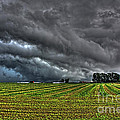 Tornado Over Madison 5 by Tommy Anderson