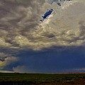 Tornado Warned Denver Supercell by Ed Sweeney