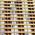 Toronto Apartment Building by Valentino Visentini