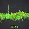 Toronto Canada by Aged Pixel