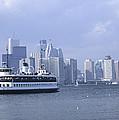 Toronto Island Ferry by Jim  Wallace