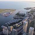 Toronto View by Seth Reker
