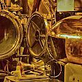 Torpedo Chamber Uss Bowfin by Douglas Barnard