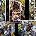 Torpedo Tubes Collage Russian Submarine by Thomas Woolworth